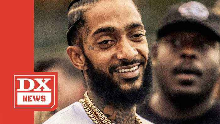 L A  Intersection To Officially Be Named Nipsey Hussle Square