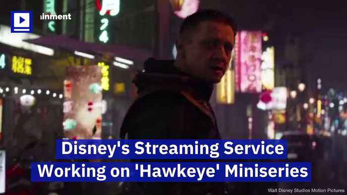 Disney's Streaming Service Working on 'Hawkeye' Miniseries