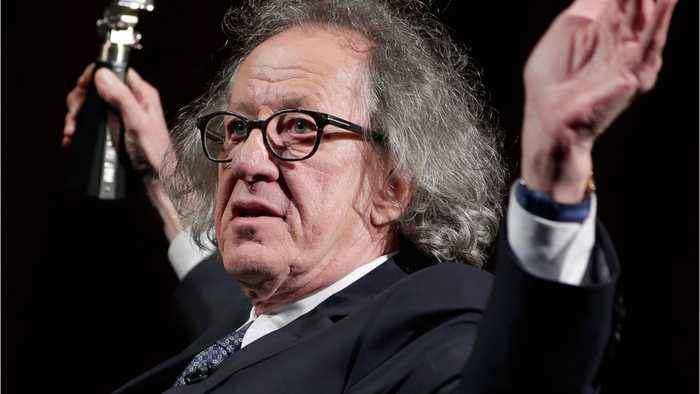 Geoffrey Rush Wins Defamation Suit