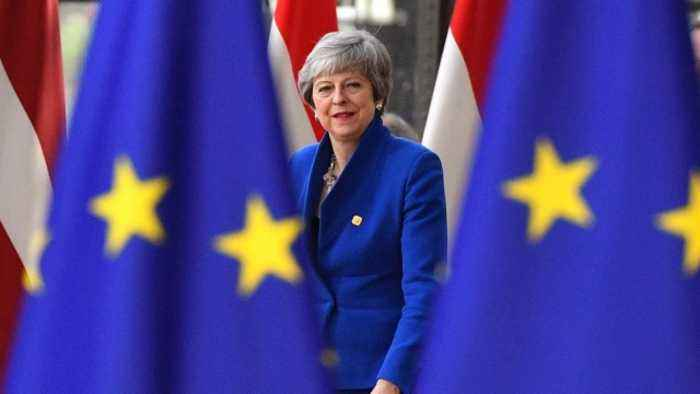 EU Leaders and Britain Agree to Long Brexit Extension