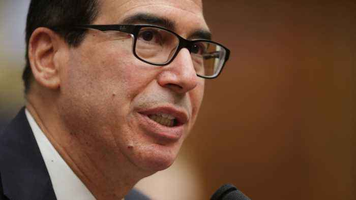 Treasury Department Won't Deliver Trump's Taxes on Time