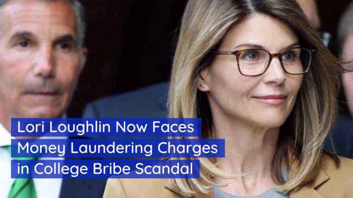Lori Loughlin's Charges Keep Growing