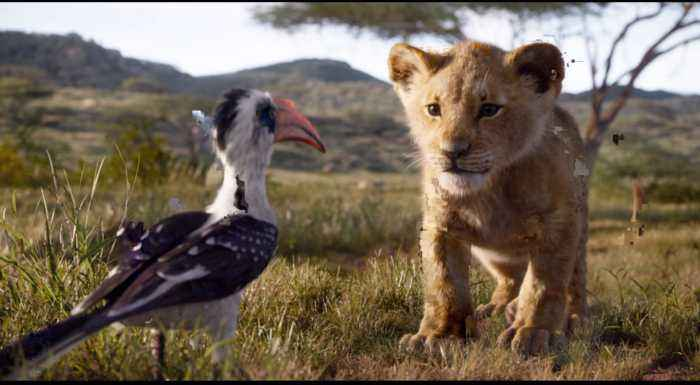 'The Lion King' First Full Trailer
