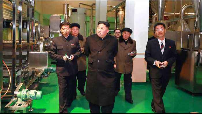 North Korea must deliver 'blow' to those imposing sanctions