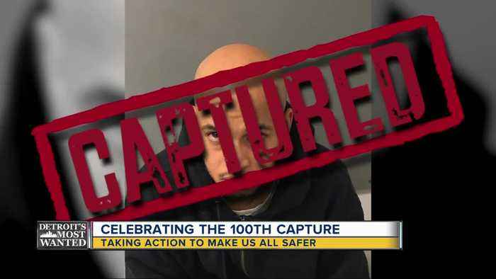 Celebrating Detroit's Most Wanted 100th Capture & its impact on metro Detroit