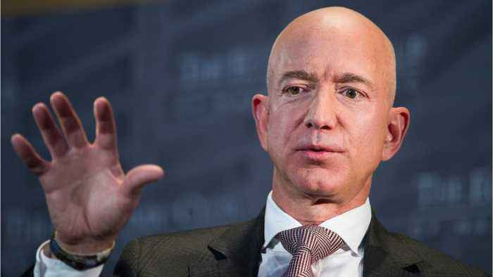 Bezos Meeting With Lawyers Over Sex Text Leaks Connected Saudi Arabia