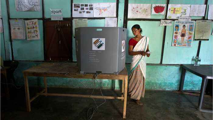 India Heads To The Polls