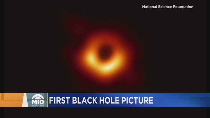 After First Image Released, We're Talking Black Holes