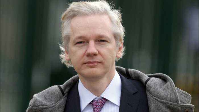U.S. Charges Assange With Hacking Conspiracy
