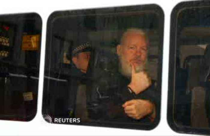 Assange arrested in UK, U.S. seeks extradition