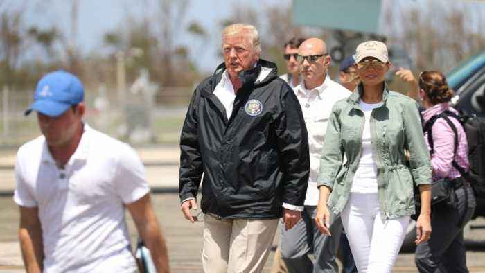 Trump Wildly Inflates Puerto Rico's Disaster Recovery Funds