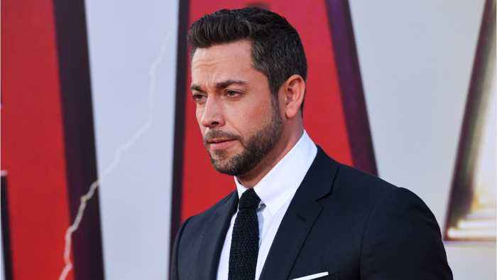 Zachary Levi Sends Sweet Message To Mother Of Bullied Child