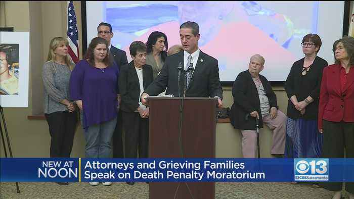 Families Of Murder Victims Respond To Gov. Newsom's Death Penalty Moratorium