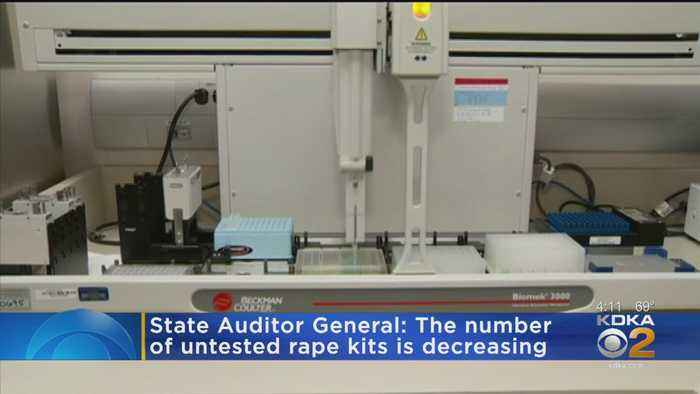 Auditor General: Backlog Of Untested Rape Kits Is Decreasing