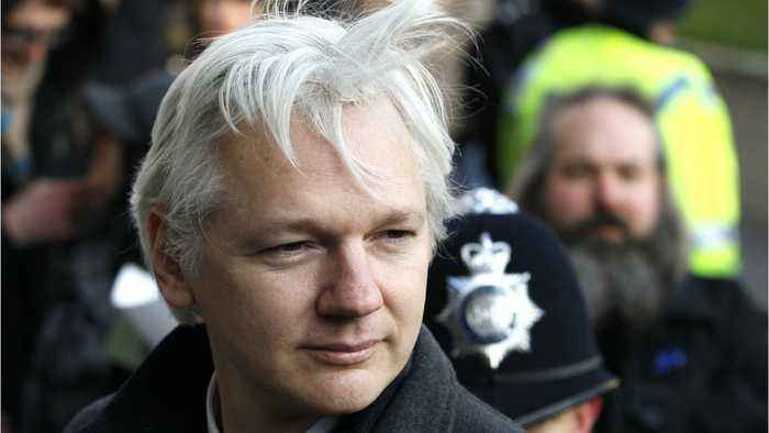 Julian Assange Arrested In London