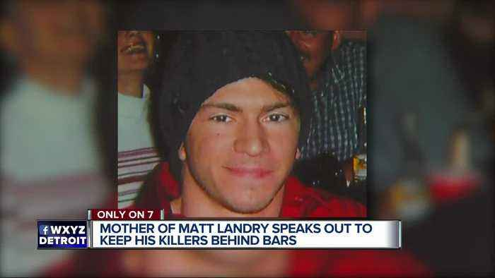 7 Exclusive: Mother of Matt Landry speaks out against possible parole of son's killer