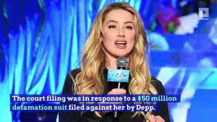 Amber Heard Makes Horrific Abuse Claims Against Johnny Depp