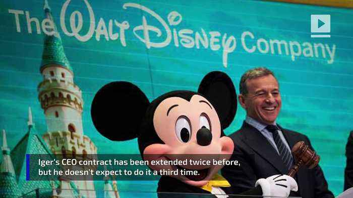 Bob Iger To Resign as CEO of Disney in 2021
