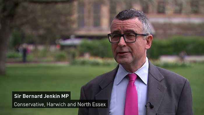 Jenkin: Theresa May 'leaving Conservative Party behind her'