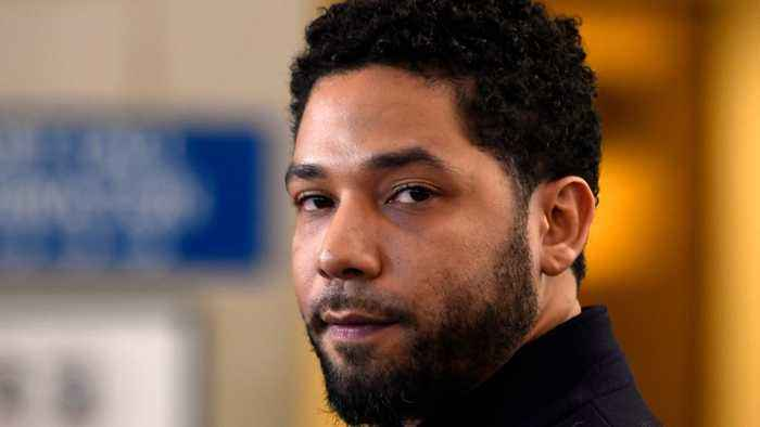 Jussie Smollett Sued For Police Costs Over Hoax Attack