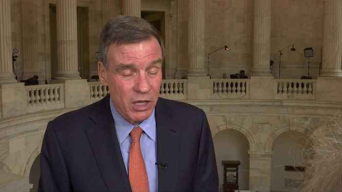 Barr acted like a 'political sycophant' to Trump: Sen. Warner