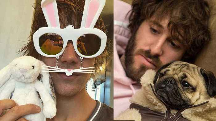 Justin Bieber TEASES New Music With Lil Dicky!