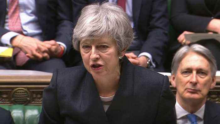 Will Theresa May Take The Brexit Delay?