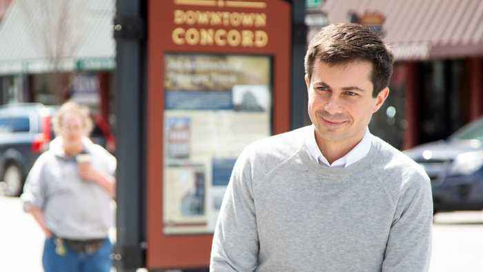 Mayor Pete Buttigieg Gets 12 Percent Of Young Vote In New Iowa Poll