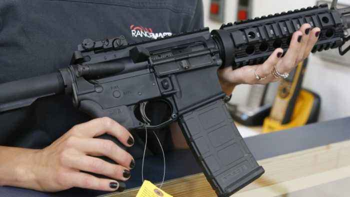 New Zealand Gov. General Signs Military-Style Weapons Ban