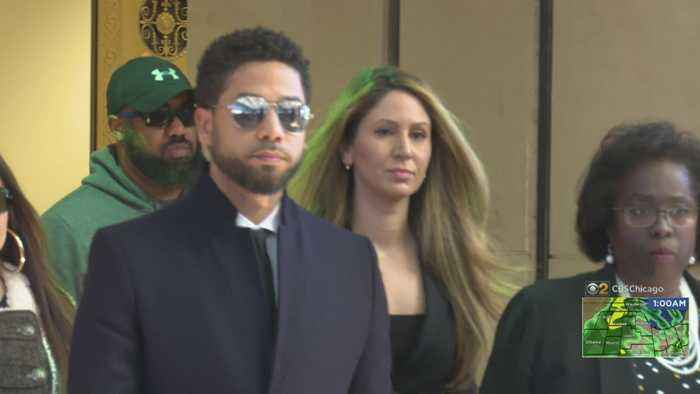 City Sues Jussie Smollett For Investigation Costs.