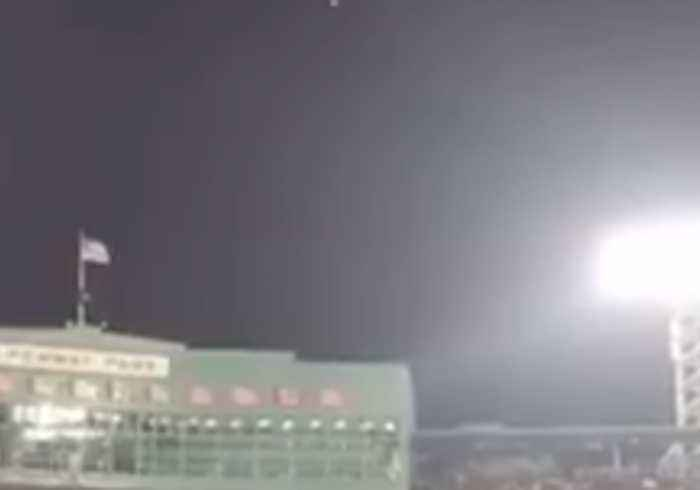 Red Sox Report to Police Unauthorized Drone Seen Above Fenway