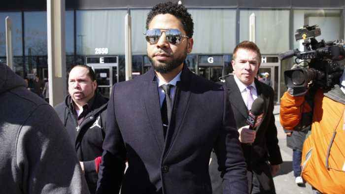 Chicago Sues Jussie Smollett Over Investigation Cost