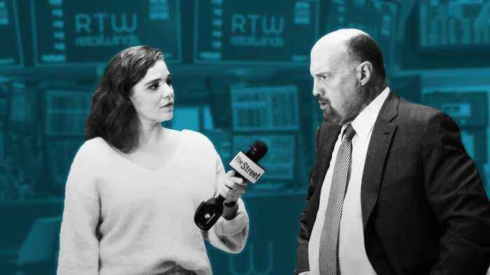 Jim Cramer's Thoughts on Anadarko, Bank Earnings and Disney's Bob Iger