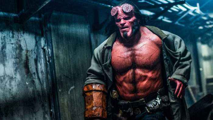 Hellboy Is A Gory Reboot That Sells Its Soul For Spectacle