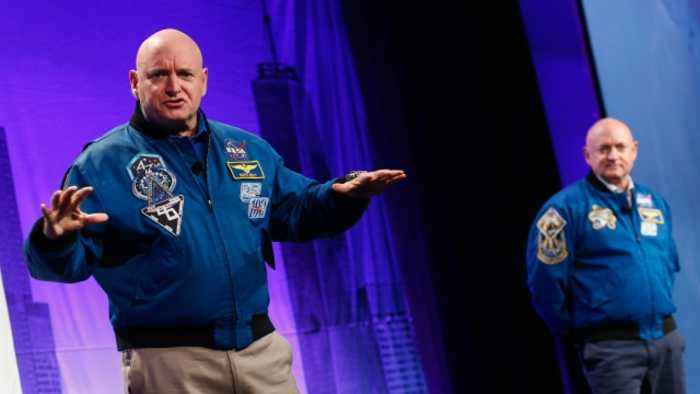 NASA Twin Study Shows Kelly's Body Mostly Returned to Normal