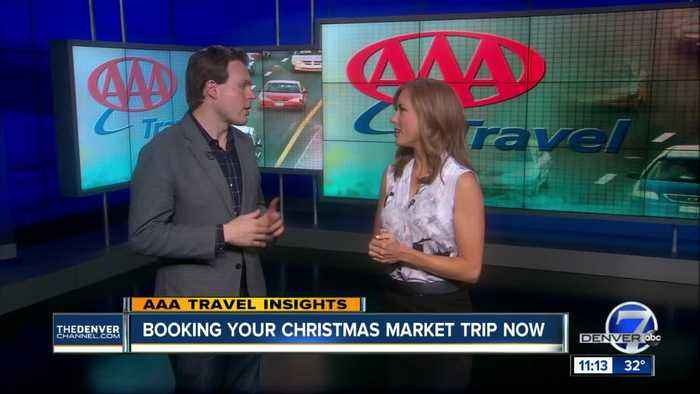 AAA- Book Christmas Market Trip Now
