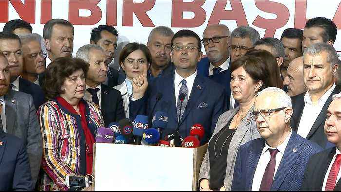 Turkey: Dispute over mayoral election results continues