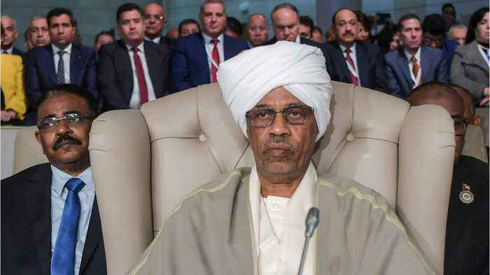 Sudan Defense Minister Resigns As Head Of Transitional Military Council