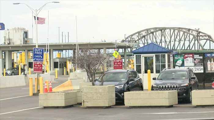 Administration looking to move northern border officers to the south