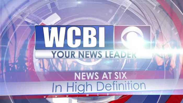 WCBI NEWS AT SIX - APRIL 12, 2019