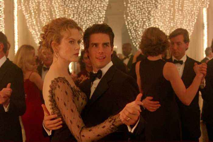 Eyes Wide Shut Movie (1999) Tom Cruise, Nicole Kidman