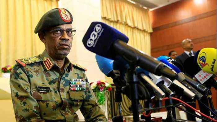 The Military Leader Of Sudan's Coup Steps Down After Just One Day