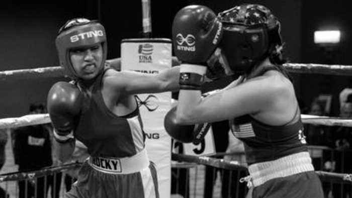 16-year-old Vivian Gutierrez is ready to fight. All she needs is an opponent.