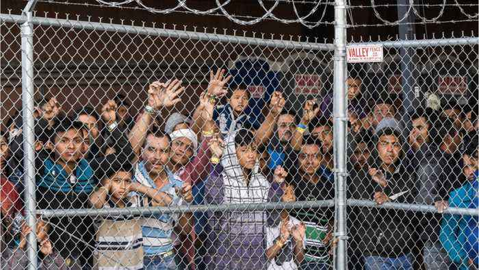 Trump Admin Ponders Ordering US Military To Build, Run Tent Cities For Migrants