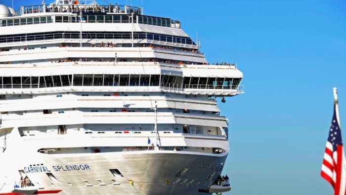 Judge Threatens To Keep Carnival Cruise Ships From US Ports