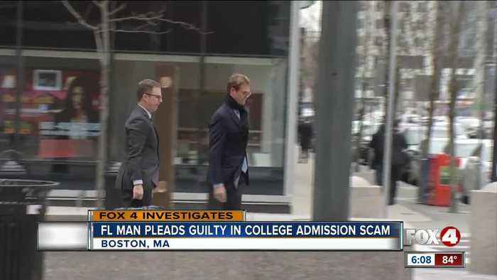 FL man who served as Einstein test-taker in college admission scam pleads guilty