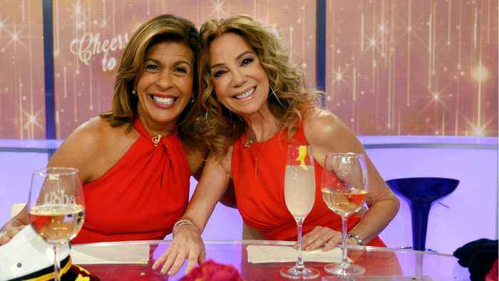 Hoda Kotb Talks About Working Without Kathie Lee Gifford