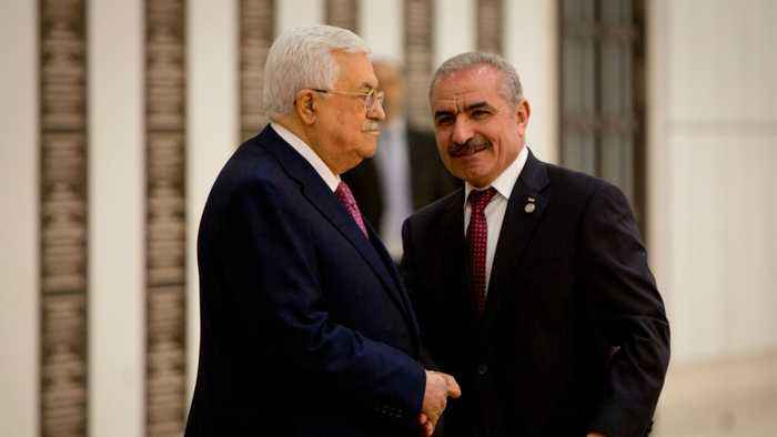 New Palestinian Government Sworn In, Headed By Fatah Party Loyalist