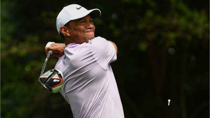 Tiger Woods To Strike At Masters