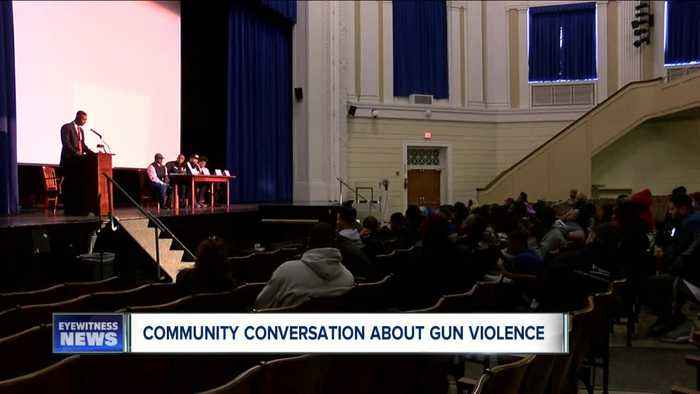 District Attorney's Office hosts community discussion panel focusing on consequences of gun violence